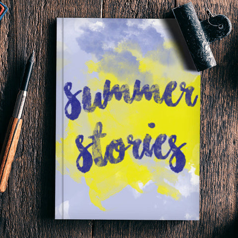 summer time Notebook | Artist : Colour me expressive