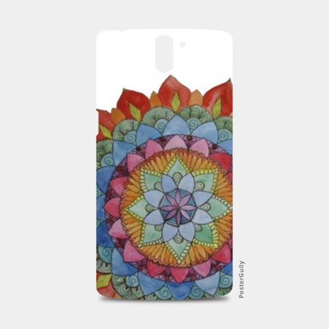 One Plus One Cases, The Earth Laughs in Flowers One Plus One Cases | Artist : lubaina kapoor, - PosterGully