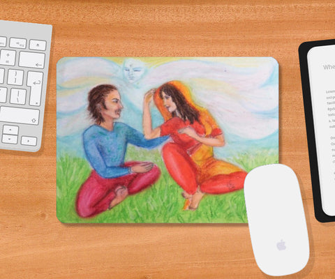 Mousepad, the appointment Mousepad | artist : Lalitavv, - PosterGully