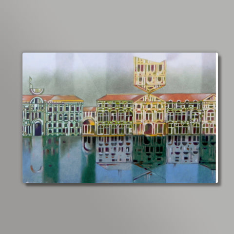 Saint Petersburg Metal Prints | Artist : federico cortese