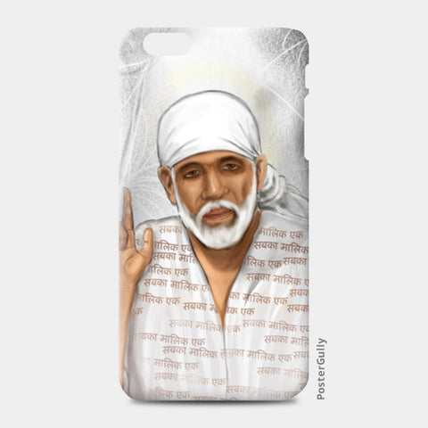 Saibaba-portrait iPhone 6 Plus/6S Plus Cases | Artist : Raman Bhardwaj
