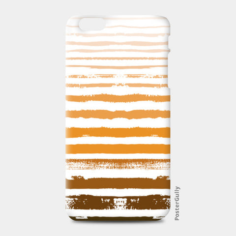 Uneven Stripes iPhone 6 Plus/6S Plus Cases | Artist : Amantrika Saraogi