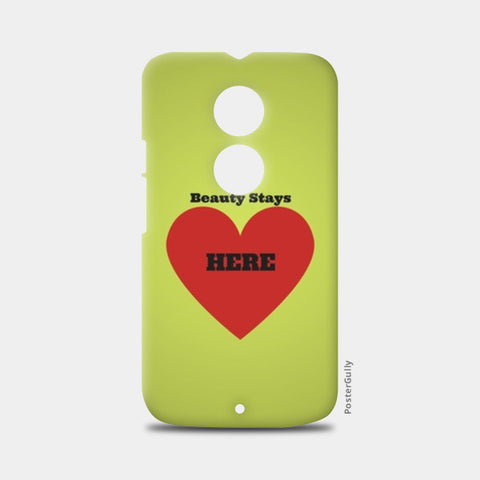 Beauty is in the Heart Moto X2 Cases | Artist : Pallavi Rawal