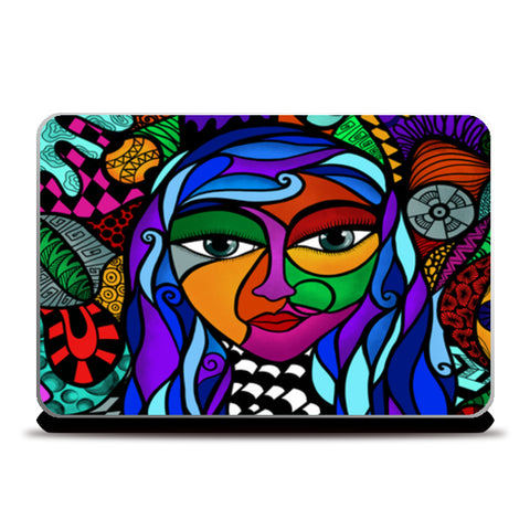 Free Spirit Laptop Skins | Artist : Animal kingdom