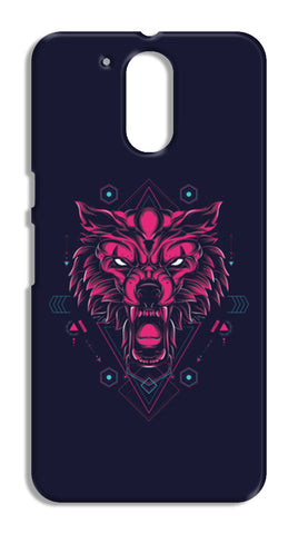 The Wolf Moto G4 Play Cases | Artist : Inderpreet Singh