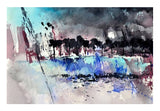 abstract landscape 612 Wall Art  | Artist : pol ledent