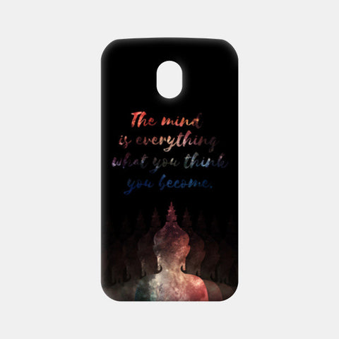 Buddha Quote - Motivational!! Moto G3 Cases | Artist : Dolly P