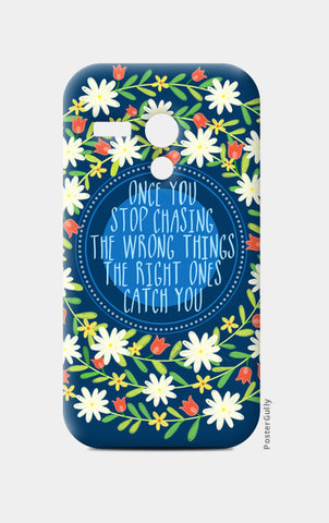 MOTIVATIONAL QUOTE Moto G Cases | Artist : Paper Pankh