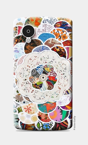 Flower art design Nexus 5 Cases | Artist : Fariya Arts