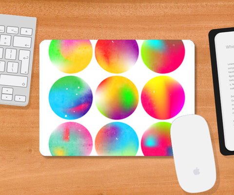 Mousepad, Psychedelia Mousepad | Artist : Sanket R, - PosterGully