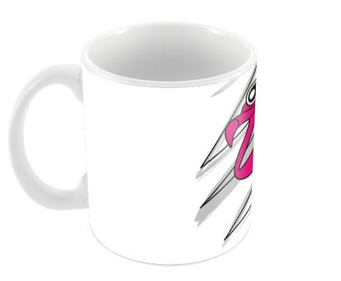 PINK ALERT! Coffee Mugs | Artist : mytablecreations