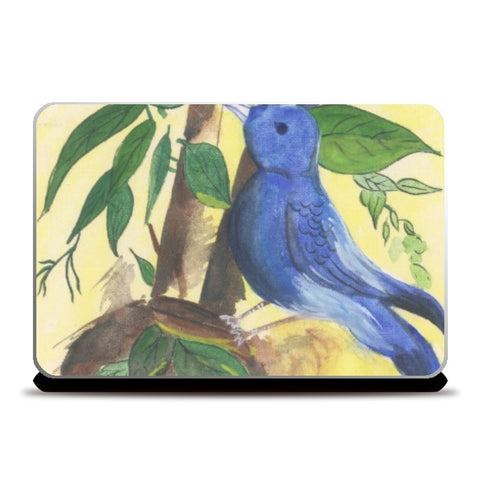 Laptop Skins, Cadge Bird Laptop Skin Art | Artist: Teena Chauhan, - PosterGully