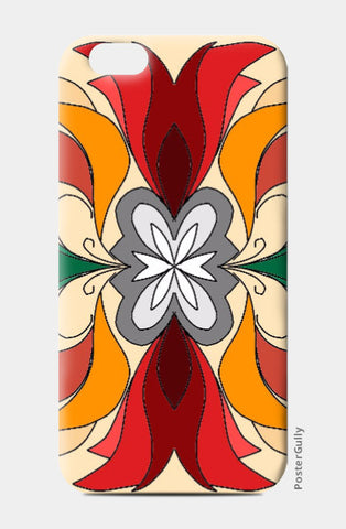 iPhone 6 / 6s, Flower Square iPhone 6 / 6s Cases | Pratyasha Nithin, - PosterGully