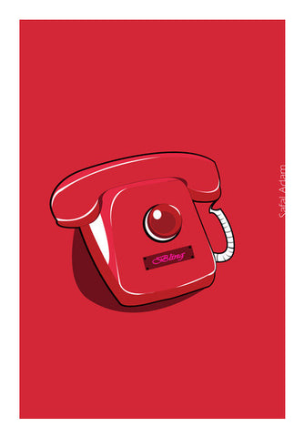 Wall Art, Hotline Bling Wall Art | Artist : Safal Adam, - PosterGully