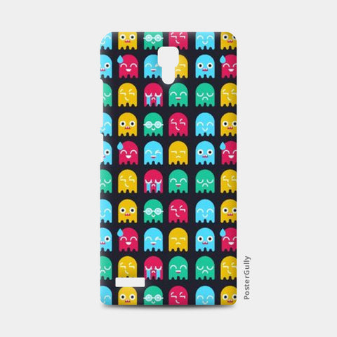 Redmi Note Cases, Bob The Cute Monster | Redmi Note Case | Cuboidesign, - PosterGully
