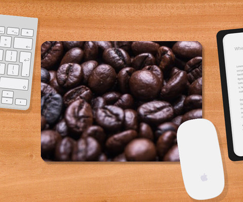 Mousepad, Coffee Beans | Mousepad | Nikhil Wad, - PosterGully