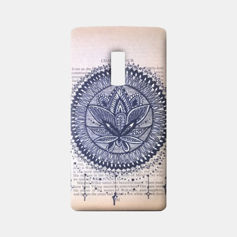 One Plus Two Cases, Black Mandala  One Plus Two Cases | Artist : anushka pandey, - PosterGully