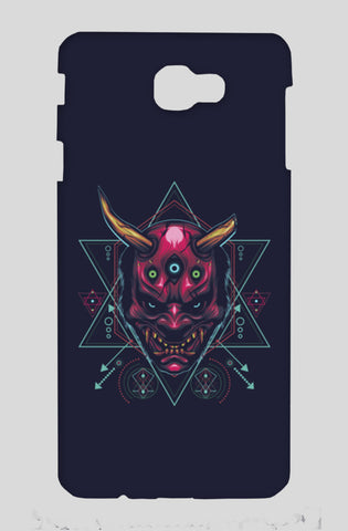 The Mask Samsung J7 Prime Cases | Artist : Inderpreet Singh