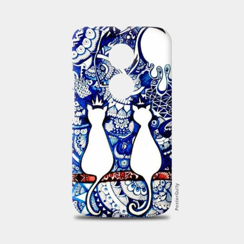 Moto X2 Cases, Looking for the starfishes Moto X2 Cases | Artist : Himani Mahajan, - PosterGully
