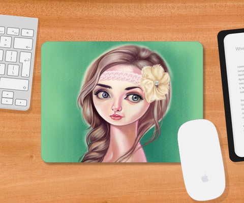 Enchantress Mousepad | Artist : chaitanya kumar