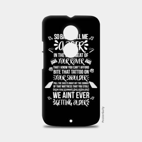 Baby Pull Me Closer Moto X2 Cases | Artist : Rohit Malhotra