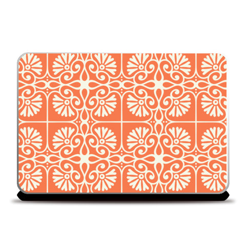 Four Floral Pattern Laptop Skins | Artist : Creative DJ
