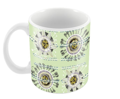Flowers Coffee Mugs | Artist : xLuminosityx