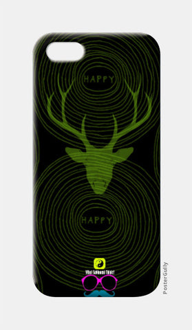 iPhone 5 Cases, Happy iPhone 5 Case | Sukhmani Kaur, - PosterGully