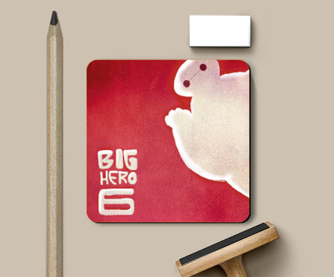 Coasters, Big Hero 6 Coaster | Artist: saurabhzuve, - PosterGully