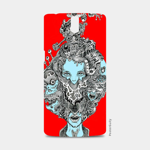 One Plus One Cases, MPD One Plus One Cases | Artist : Doodles of Tanmoy Kayesen, - PosterGully