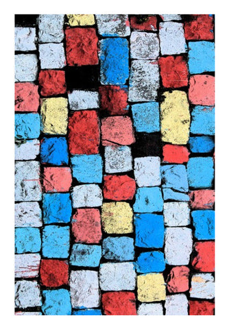 Wall Art, Brick in the Wall Wall Art | Artist : Dr. Green, - PosterGully