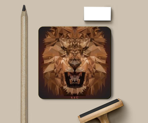 Coasters, HOUSE LANNISTER Game of Thrones Coaster Coasters | Artist : Vedant Sharma, - PosterGully