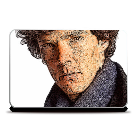 Laptop Skins, Sherlocked Laptop Skin | Shivansh Budakoti, - PosterGully