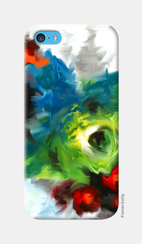 iPhone 5c Cases, Abstract iPhone 5c Case | Artist: prakash raman, - PosterGully