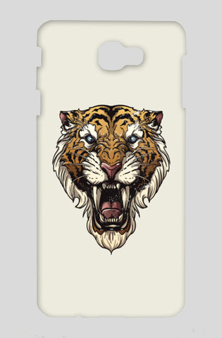 Saber Toothed Tiger Samsung On Nxt Cases | Artist : Inderpreet Singh