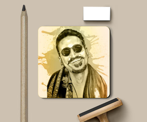 Danush - Maari(Watercolor) Coasters | Artist : Sandeep Narayan