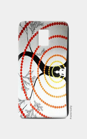 Waves of Peace Samsung S5 Cases | Artist : Chandramouli Sivanandham