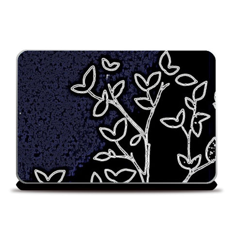 trees n leaves Laptop Skins | Artist : avanthi amarnath | Special Deal - Size 17
