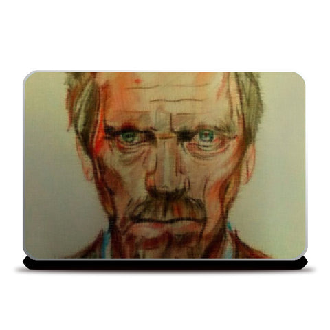House MD Laptop Skins | Artist : Sukanya Chakraborty