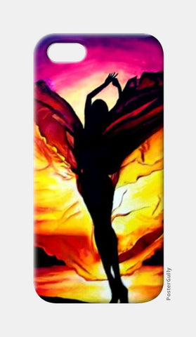 iPhone 5 Cases, Grace iPhone 5 Case | Artist : Ritu Dhyani, - PosterGully