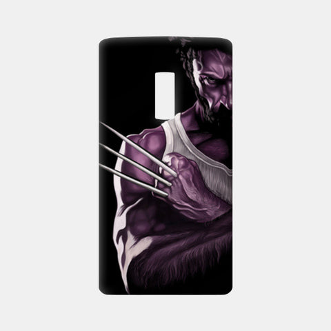 One Plus Two Cases, wolverine One Plus Two Cases | Artist : chaitanya kumar, - PosterGully