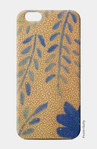 mosaic leaves iPhone 6/6S Cases | Artist : Megha Vohra