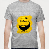 be beard Men T Shirts | Artist : Keshava Shukla