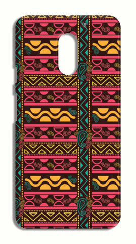 Abstract geometric pattern african style LeEco Le2 Cases | Artist : Designerchennai