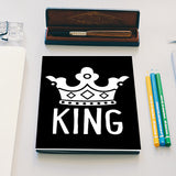 KING Notebook | Artist : Dhruv Narelia