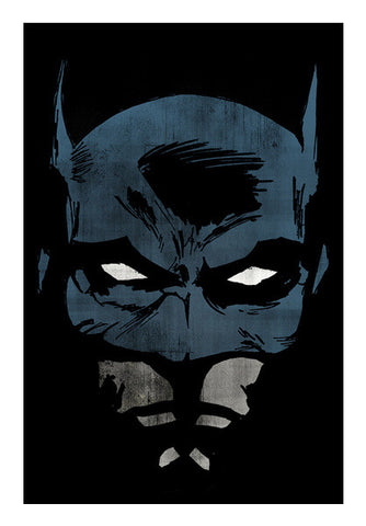 Wall Art, Batman Wall Art | Artist : Kaushal Faujdar, - PosterGully