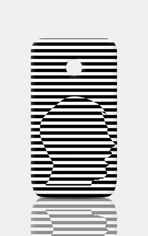 Moto E Cases, Stripes Part 1 Moto E Case | Artist: Abhishek Aggarwal, - PosterGully