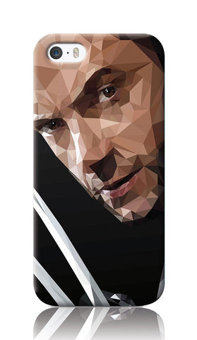 iPhone Cases, X Men Wolverine iPhone 5/5S Case| Artist: Abhishek Aggarwal, - PosterGully