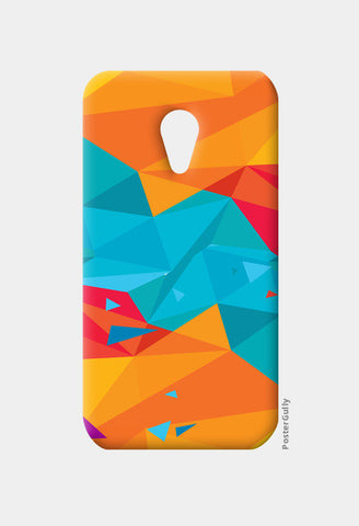 Moto G2 Cases, Color Triangle Moto G2 Cases | Artist : Manju Nk, - PosterGully