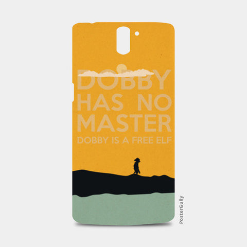 One Plus One Cases, Dobby is a Free Elf One Plus One Case | Rishabh Bhargava, - PosterGully